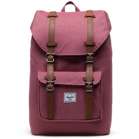 Herschel Little America Mid-Volume Backpack 17L deco rose slub